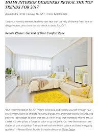 Miami Home Design Magazine Interior Design Magazine Collection By Pfuner Design
