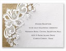 reception invitations 21 reception invitation designs psd vector