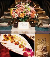 Black Gold Wedding Decorations Black Houston Wedding Blog