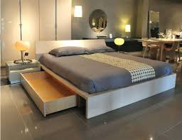 space saving double bed bed designs with storage space saving bed with storage design ideas