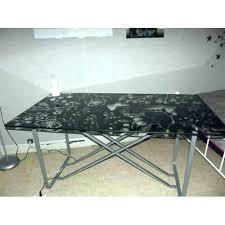 table de bureau en verre table bureau verre bureau table de bureau en verre pas cher
