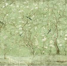 wallpaper for entire wall wall wallpaper emerald ming garden scene 20ft