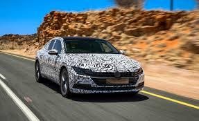 2018 volkswagen arteon review u2013 all cars u need