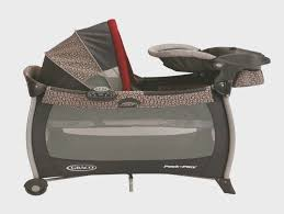 Graco Pack And Play With Changing Table Graco Pack N Play With Newborn Napper Bassinet Changing Table