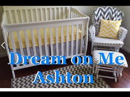 Hton Convertible Crib On Me Ashton Crib Review
