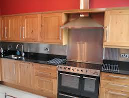 kitchen stainless steel backsplash interior stainless steel backsplash designs by officine gullo