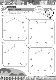 maths worksheet puzzle for kids genius brain teasers 1st grade