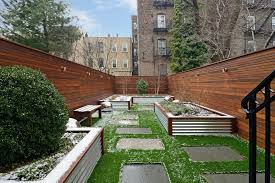 fabulous contemporary raised garden bed fence inspiration