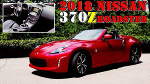 nissan roadster interior 2018 nissan 370z roadster exterior interior driving the most