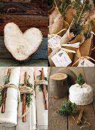 simple winter wedding decoration ideawedwebtalks wedwebtalks