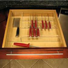 custom kitchen cabinet drawer inserts kitchen drawers with utensil
