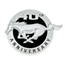logo ford mustang ford mustang emblems 1964 1973 cal mustang com