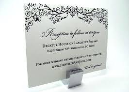 reception card wedding reception invites wedding invitation reception card