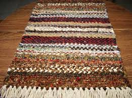 Rag Area Rug Country Kitchen Rugs Twine Rag Rug Country Area Rug Woven Rugs