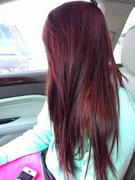 how to put red hair in on the dide with 27 pieceyoutube 6 amazing dark hair color ideas hairstyles hair color for long