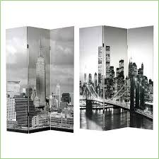 New York Room Divider Room Dividers Nyc Comfortable Sided New York Room