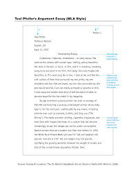 essay format double spaced mla format paper google search mla format pinterest students