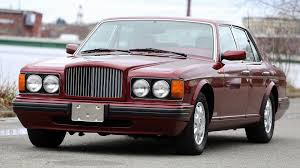 bentley brooklands bentley brooklands 1992 wallpapers and hd images car pixel