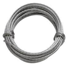 Hanging Pictures Ook 9 Ft 100 Lb Stainless Steel Hanging Wire 50116 The Home Depot