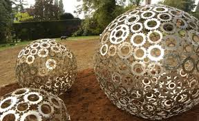large metal garden sculptures factors that can influence metal