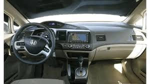 Honda Civic 2010 Interior 2007 Honda Civic Hybrid Review Cnet