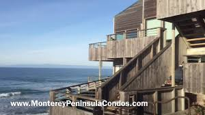 Monterey Beach House Rental by Ocean Harbor House Condos Monterey Bay Ca Youtube