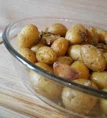 comment cuisiner les pommes de terre grenaille pommes de terre grenaille au four