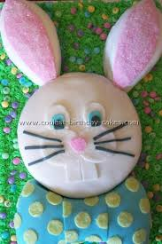 Easter Cake Decorations Pinterest by 109 Best Easter Eggs Bunnies And More Images On Pinterest