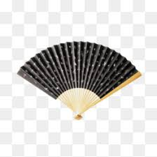 japanese folding fan black japanese folding fan png vectors psd and icons for free