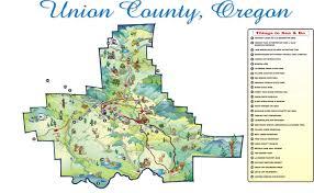 Roseburg Oregon Map by Unioncountyposterlarge Jpg