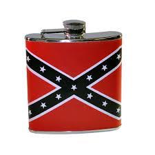 Rebel Flag Swimsuits Rebel Flask