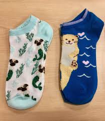 target on do you like these socks or the otter https