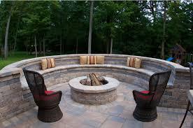 outra opção do fogo de chão outside decor pinterest backyard