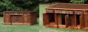Presidential Desks Resolute Desk The Resolute Desk