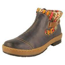 rieker s boots uk rieker s ankle boots ebay