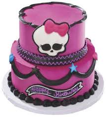high cake ideas high skullette and hearts edible sugar cake kit cake