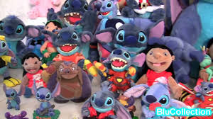 lilo and stitch complete collection toys plush with disney