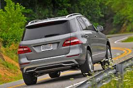 2014 mercedes ml350 review 2013 mercedes m class reviews and rating motor trend