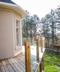 the unobstructed truth about glass railing systems invisirail