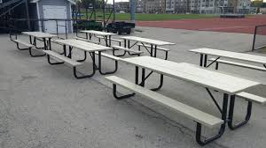 Outside Benches For Schools Site Furnishings Outdoor Furniture Site Amenities