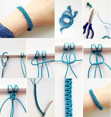 braid knot bracelet images 12 best knots images crafts knot bracelets and braid jpg