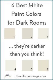best white paint colors for walls the 6 best white paint colors for rooms