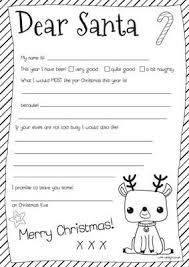 letter to santa template printable black and white kids free printable dear santa letter party craft idea christmas