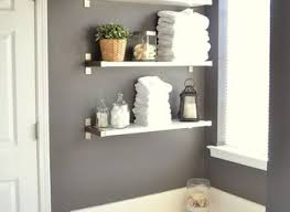 organized bathroom shelf ideas for neat bathroom storage furniture