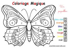 papillons 6 butterflies coloring pages coloring for kids