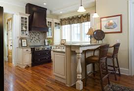 Southern Kitchen Designs by Eastover Cottage Watermark Coastal Homes Llc Southern Living