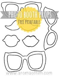 free printable photo booth props template 30 best photocalls images on photo booths photo booth