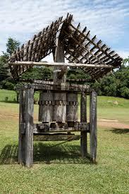 Gazebo En Bois File Old Sugarcane Press In Goiás Jpg Wikipedia