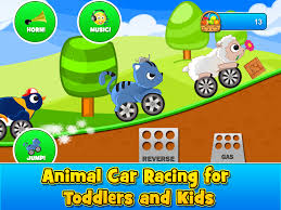animal cars kids racing game android apps on google play