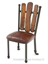 Rustic Dining Chair Rustic Dining Chair Mesquite Lodge Dining Cabin